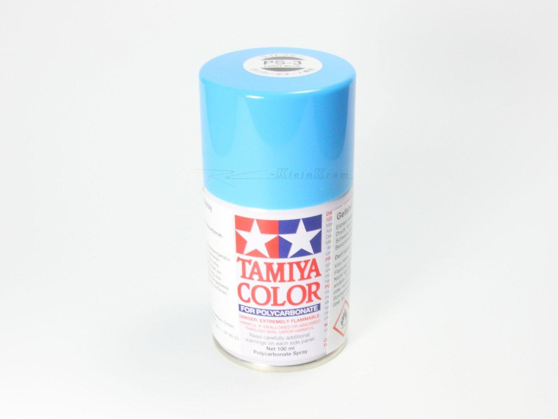 Tamiya Lexan Spray Paint Ps  Blue