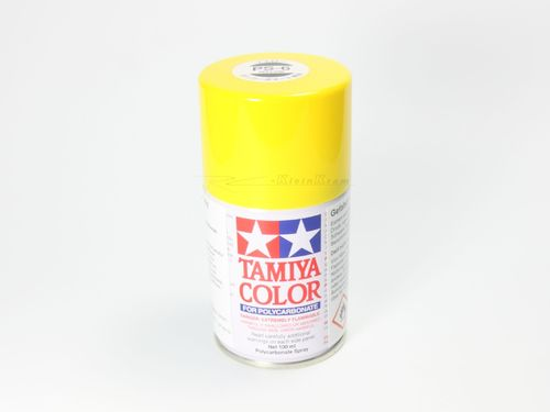 Tamiya 86006 - PS-6 Polycarbonat Spray - GELB - 100ml