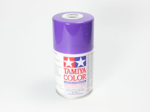 Tamiya 86010 - PS-10 Polycarbonat Spray - VIOLETT - 100ml