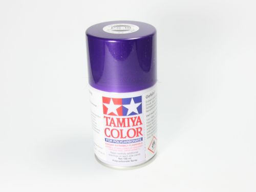 Tamiya 86018 - PS-18 Polycarbonat Spray - METALLIC VIOLETT - 100ml