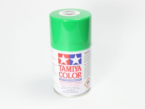 Tamiya 86021 - PS-21 Polycarbonat Spray - PARK GRÜN - 100ml