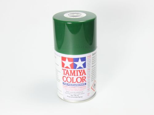 Tamiya 86022 - PS-22 Polycarbonat Spray - BRITISH RACING GRÜN - 100ml