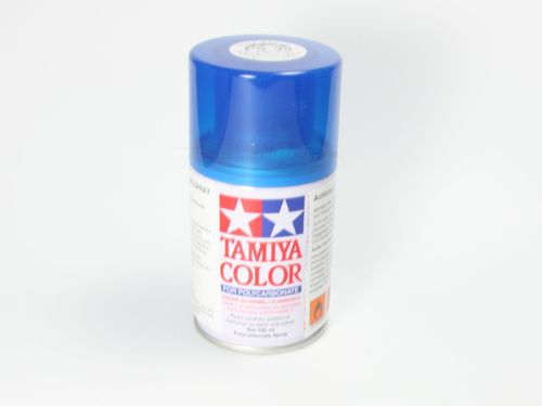 Tamiya 86039 - PS-39 Polycarbonat Spray - TRANSLUCENT HELLBLAU - 100ml