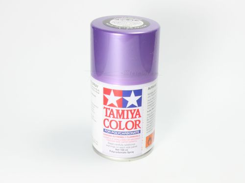 Tamiya 86051 - PS-51 Polycarbonat Spray - VIOLETT ELOXIERT - 100ml