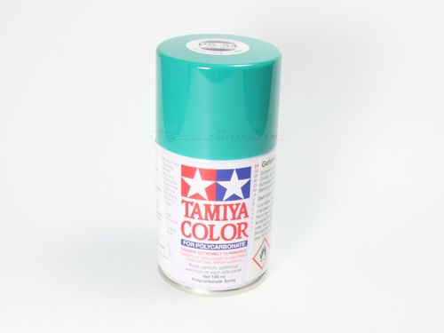 Tamiya 86054 - PS-54 Polycarbonat Spray - COBALT GRÜN - 100ml