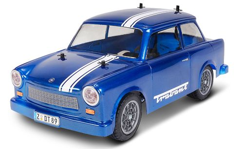 Carson 800070 - Trabant 601S Body Kit - for M-Chassis 1:10 - 210mm Wheelbase