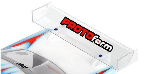 Protoform 1724-17 - Elite-TC Pre-Cut Heckflügel Set (190mm)