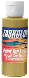 Parma 40008 - Faskolor Standard - Airbrush Paint - BEIGE - 60ml