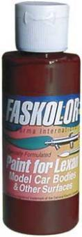 Parma 40014 - Faskolor Standard - Airbrush Paint - DARKBROWN - 60ml