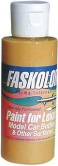 Parma 40053 - Faskolor Faspearl - Airbrush Farbe - GOLD METALLIC - 60ml