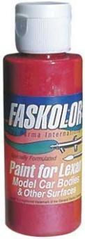 Parma 40150 - Faskolor Fasescent - Airbrush Paint - RED - 60ml