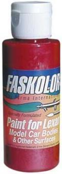 Parma 40153 - Faskolor Fasescent - Airbrush Paint - CANDY RED - 60ml