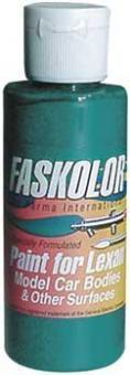 Parma 40155 - Faskolor Fasescent - Airbrush Paint - TEAL - 60ml