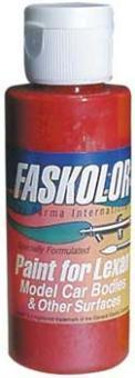 Parma 40307 - Faskolor Faslucent - Airbrush Paint - RED - 60ml