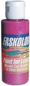 Parma 40308 - Faskolor Faslucent - Airbrush Farbe - TRANSPARENT PINK - 60ml