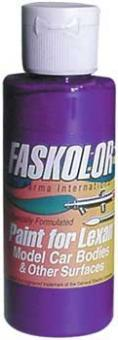 Parma 40311 - Faskolor Faslucent - Airbrush Paint - PURPLE - 60ml