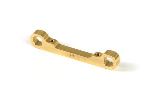 XRAY 302711 - Brass Front Lower 1-Piece Suspension Holder - Front - FF (+7.65g)