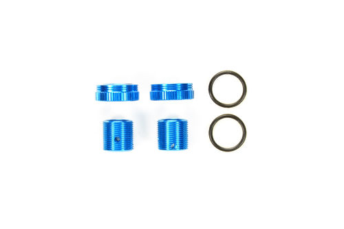Tamiya 42245 - TRF Alu Body Adjuster Mount (2pcs)