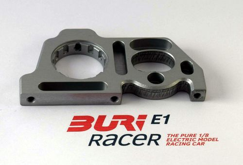 BURI Racer E10111 - E1 - bearing block right