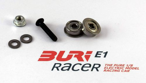 BURI Racer E10008 - E1 - Set belt tensioner