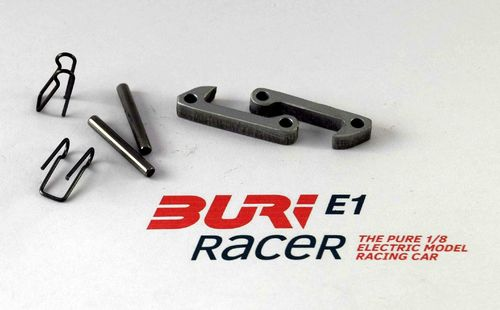 BURI Racer E10005 - E1 - Set quick lock rear