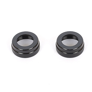 ARC R112030 - R11 2016 Shock Low Cap Black (2 pieces)