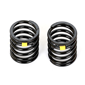 ARC R807051 - R8.0 Shock Spring Front (Yellow) (2 pieces)