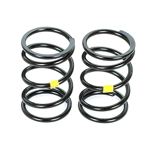 ARC R807063 - R8.0 Shock Spring Rear (Yellow) (2 pieces)