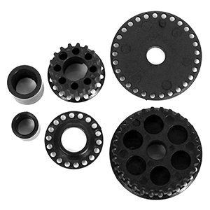 ARC R801112 - R8.0 Pulley Set - Middle