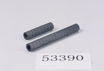 Tamiya 53390 - M-05 / M-06 Hollow Carbon Gear Shaft (2 pcs)