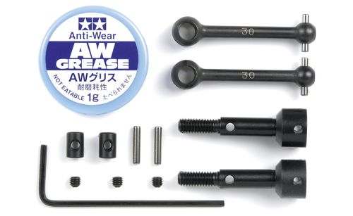 Tamiya 53597 - M-05 / M-06 - Universal Shaft Set (2 pcs)