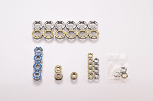 Revolution Design 3083 - Ultra Bearing Full Set for XRAY NT1 2015 / 2016 (31 pieces)