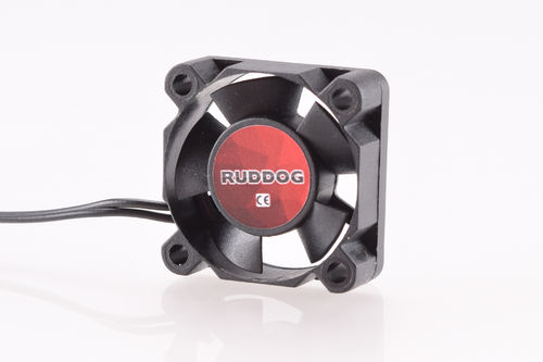Ruddog Products 0093 - Fan 30mm with 240mm black wire