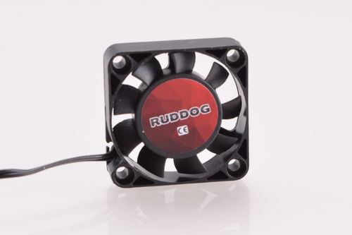 Ruddog Products 0094 - Fan 40mm with 240mm black wire