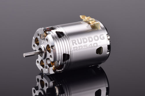 Ruddog Products 0009 - RP540 8.0T Sensor Brushless Motor
