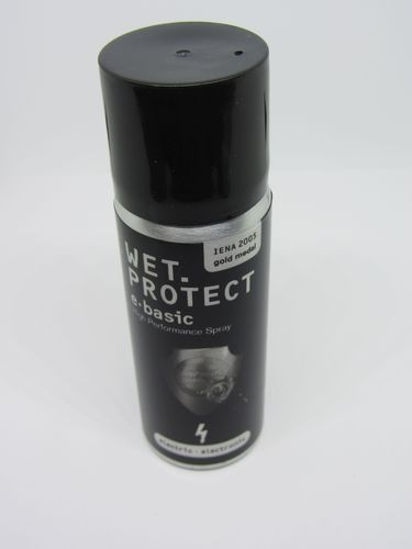 Wet Protect - e-basic Protection Spray - protects Elektronic from Water - 50ml Can