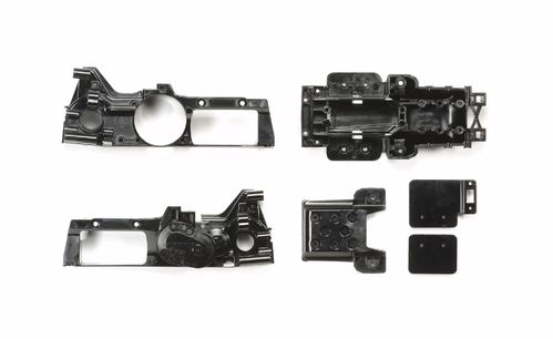 Tamiya 54605 - M-05 Ver. II - A-Parts - Chassis Teile