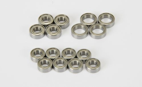 Carson 904055 - Tamiya TT-02 - Ball Bearing Set