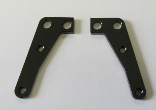 Awesomatix AM14-3 - A700 / A800 - Alu Steering Arm (2 pcs)