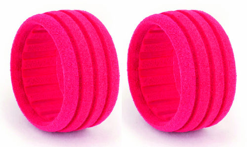 AKA 33020 - Tire Insert - Evo Closed Cell - rear - soft - 1:10 Buggy (2 pcs)