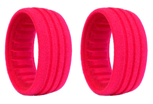 AKA 33012 - Tire Insert - Closed Cell - rear - soft - 1:10 Buggy (2 pcs)