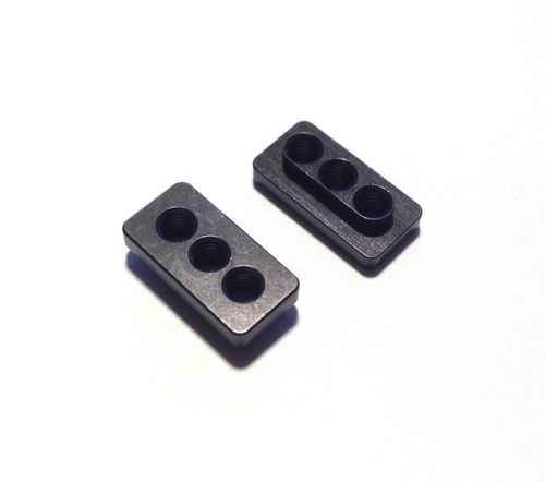 Awesomatix AM15-3 - A700 / A800 - Alu Battery Nut (2pcs)
