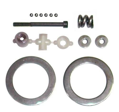 Team Associated 7677 - B6 - Diff Rebuild Kit