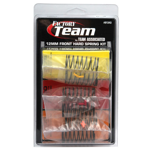 Team Associated 91343 - B6 - 12mm Front Hart Federn Set (3 Paar)