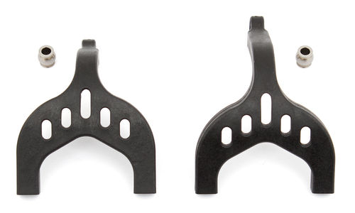 Team Associated 91709 - B6 - Chassis Braces (2 pieces)