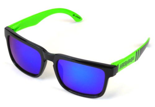 BittyDesign BDSG-CLYG - Claymore Sunglasses - Venom Green