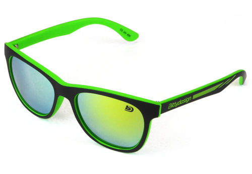 BittyDesign BDSG-VENG - Venice Sunglasses - Pure Green