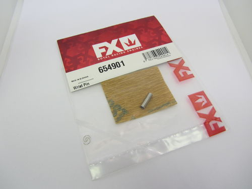 FX-Engines 654901 - WRIST PIN + Safety Ring
