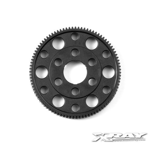 XRAY 305860 - T4 - SPUR GEAR 64pitch 90T