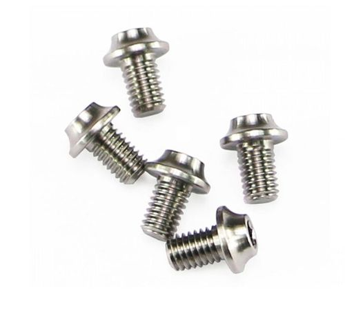 Arrowmax 640032 - Ti64 Titanium Screw allen round head M3x6mm (5 pieces)